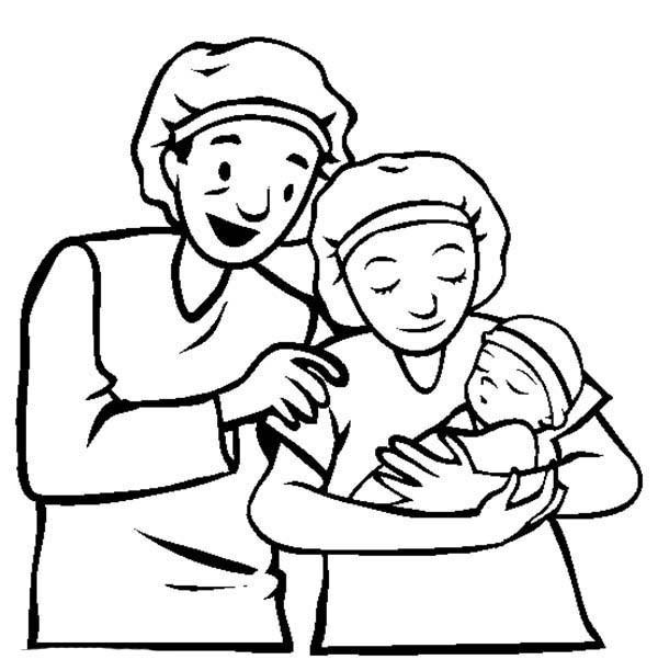 Parents clipart black and white 1 » Clipart Portal.