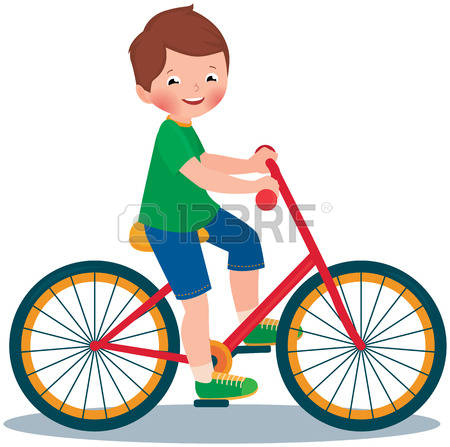 6,616 Children Bike Stock Illustrations, Cliparts And Royalty Free.