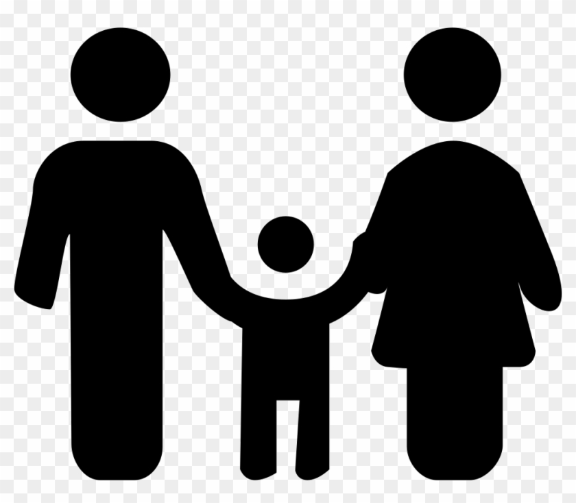 Family Silhouette Free People Icons Svg Psd Png Eps.