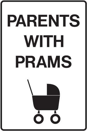 Mars rover fined for parking in 'Parents with Prams'.