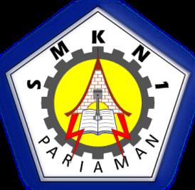 Website SMK NEGERI 1 PARIAMAN.