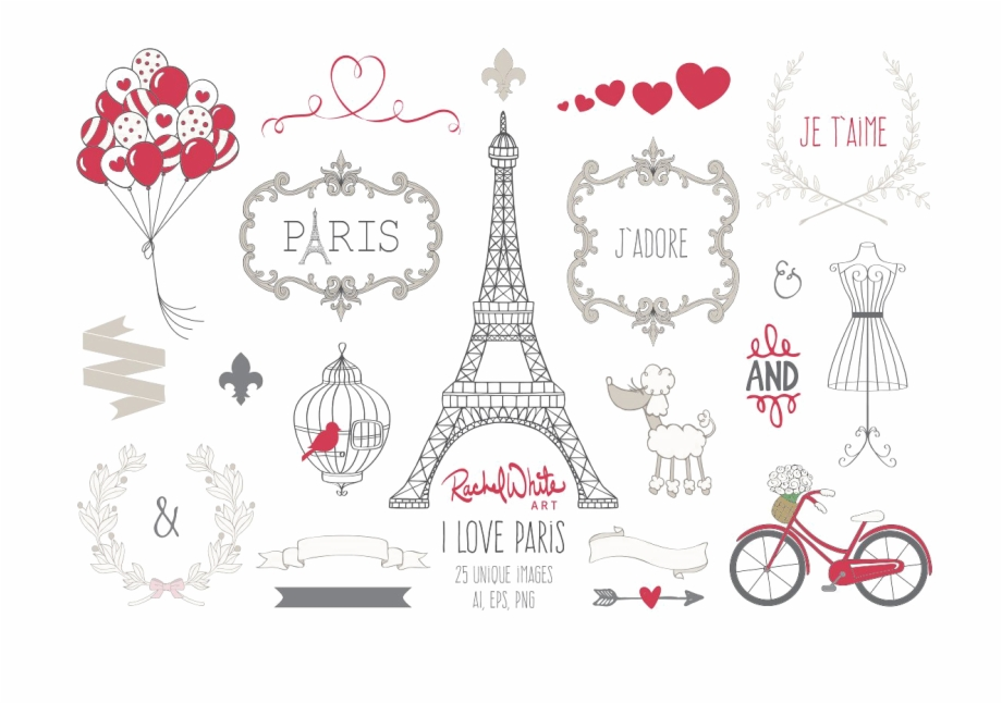 Paris Transparent Background Png.