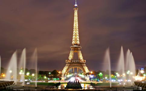 Eiffel Tower Paris transparent image.
