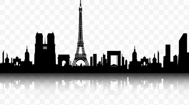 Paris Display Resolution, PNG, 821x457px, Paris, Black And.