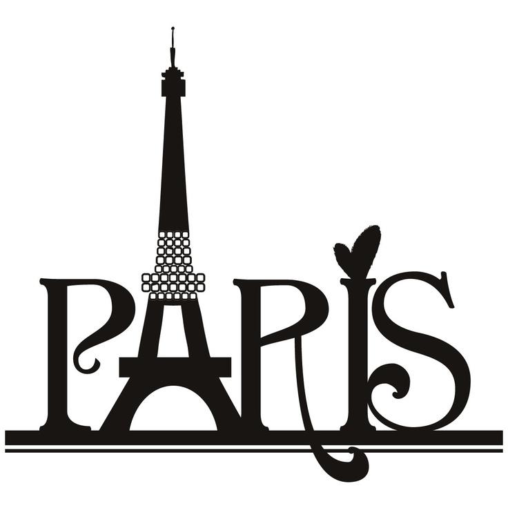 Paris eiffel tower wall art sticker need to adjust the clip.