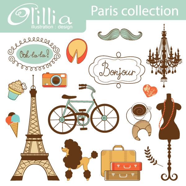 Parisian Clipart Clipground
