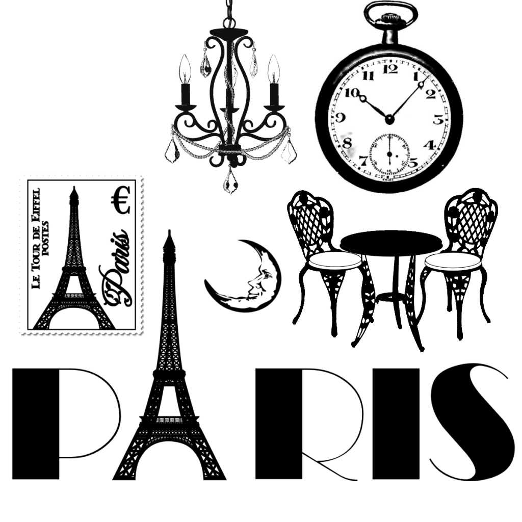 Free Paris Clip Art Site.