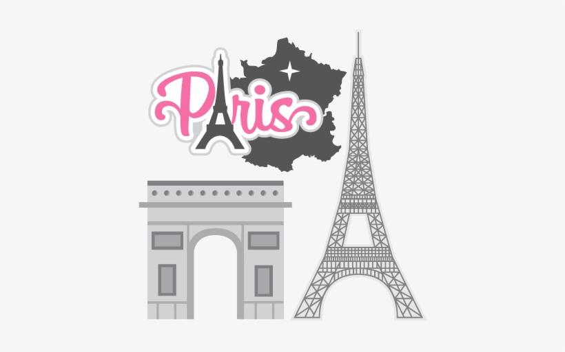 Paris Clipart Png.