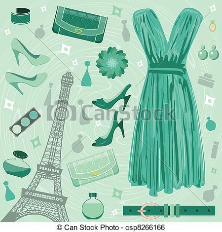 Paris fashion Clip Art Vector Graphics. 1,458 Paris fashion EPS.