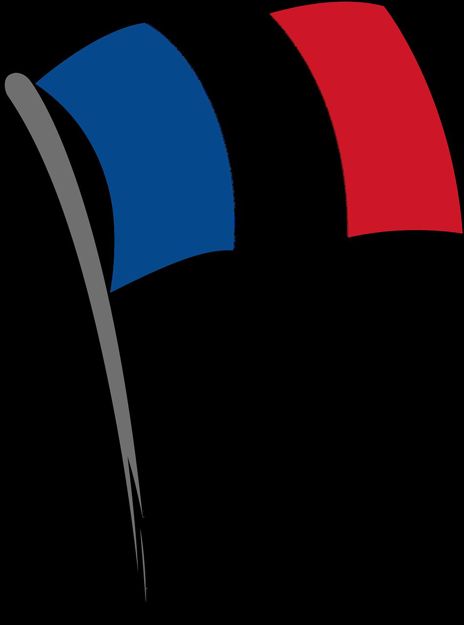 French clipart flag paris, French flag paris Transparent.