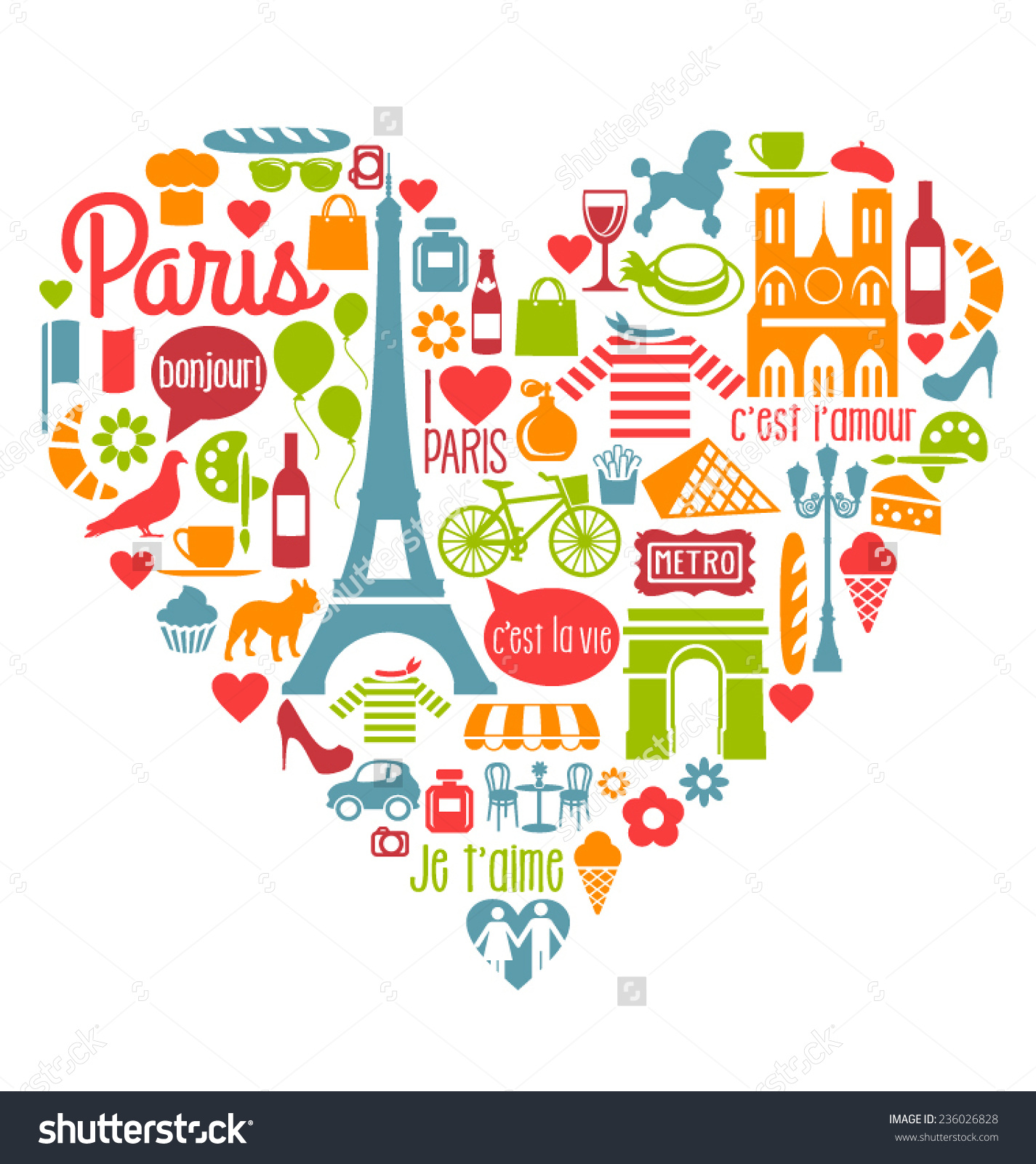 Paris France Clipart Clipground