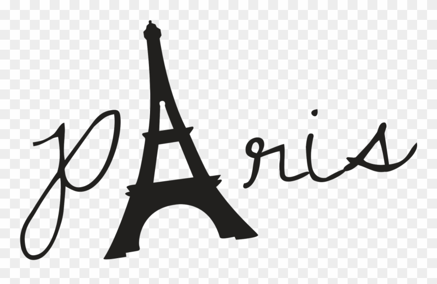 Paris Group Clip Art.