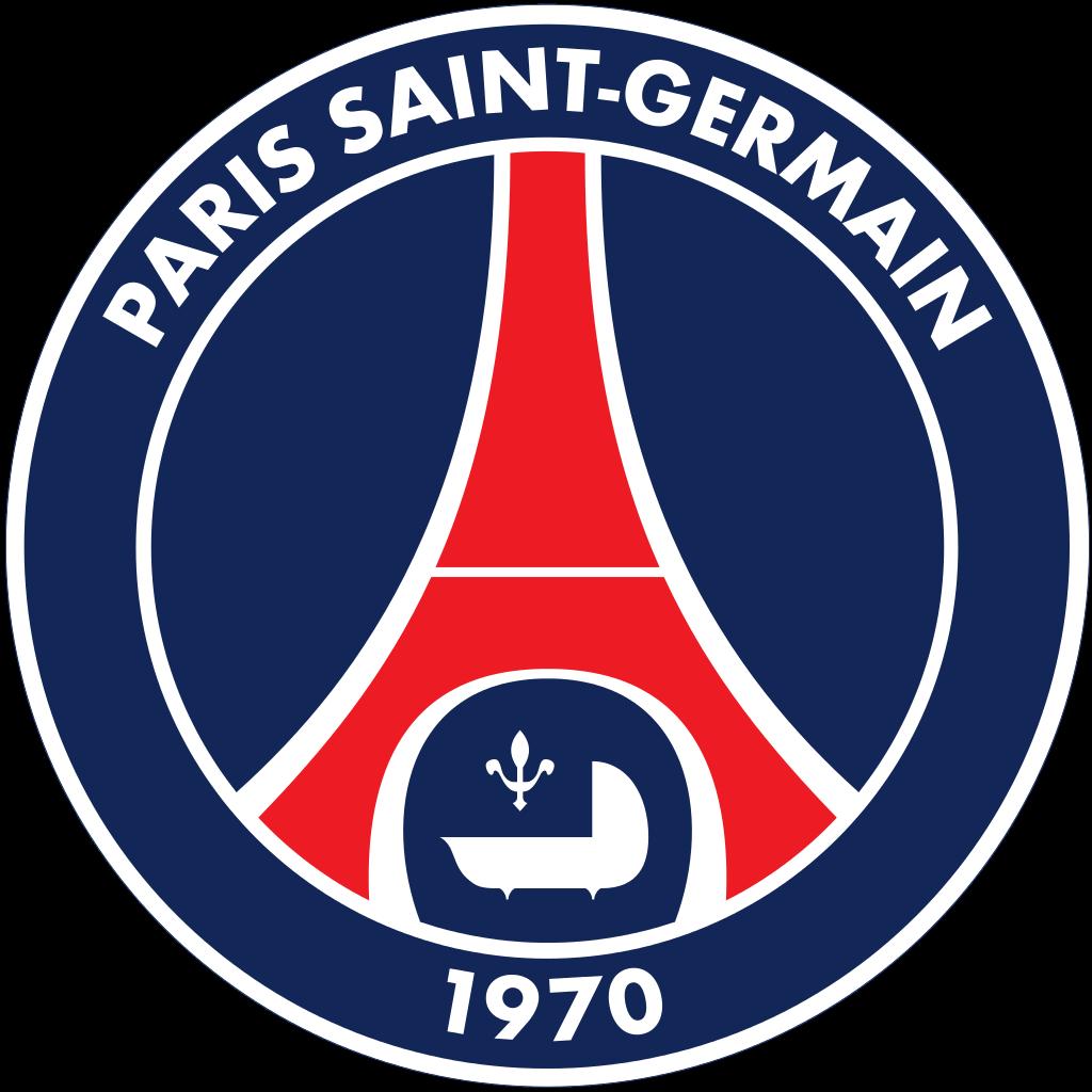 Paris Saint Germain Football Club Logo.