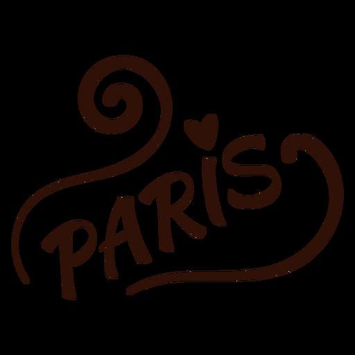 Paris Transparent Logo Png Images.