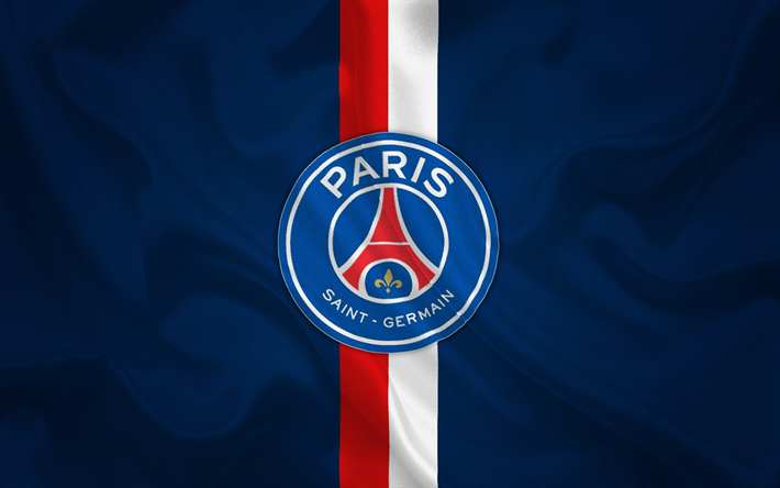 Download wallpapers Paris Saint.