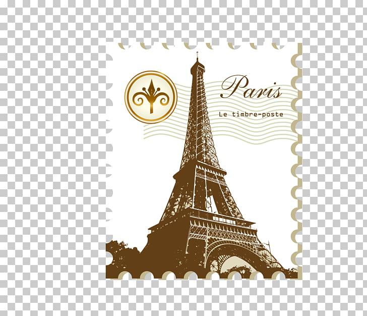 vintage postage stamp clipart free #8