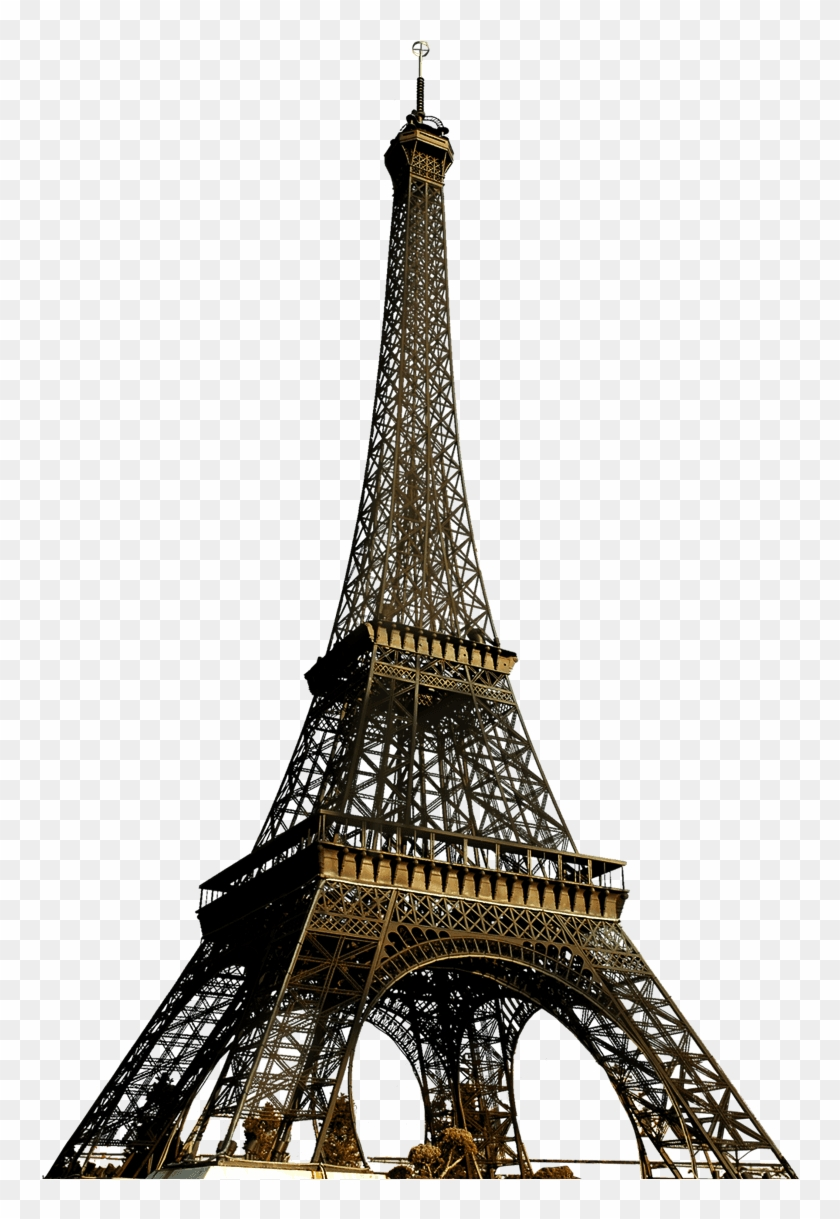 Paris France Eiffel Tower Transparent, HD Png Download.