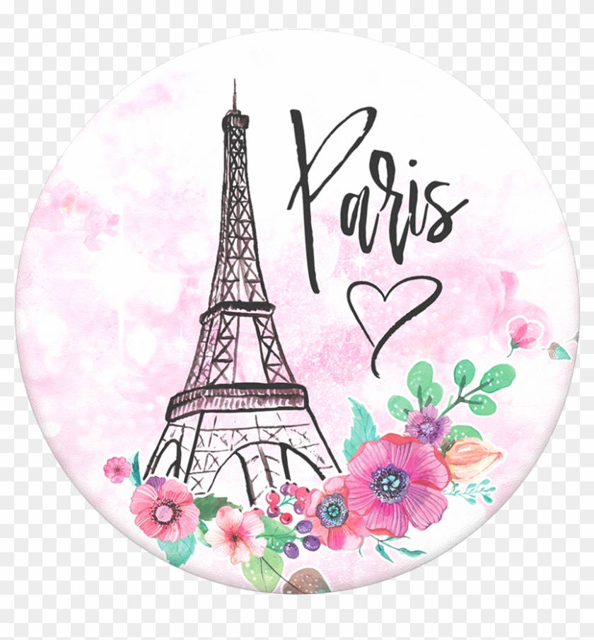 Paris, Popsockets.