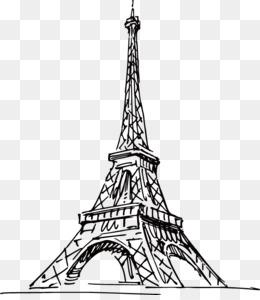 Paris Vector PNG.
