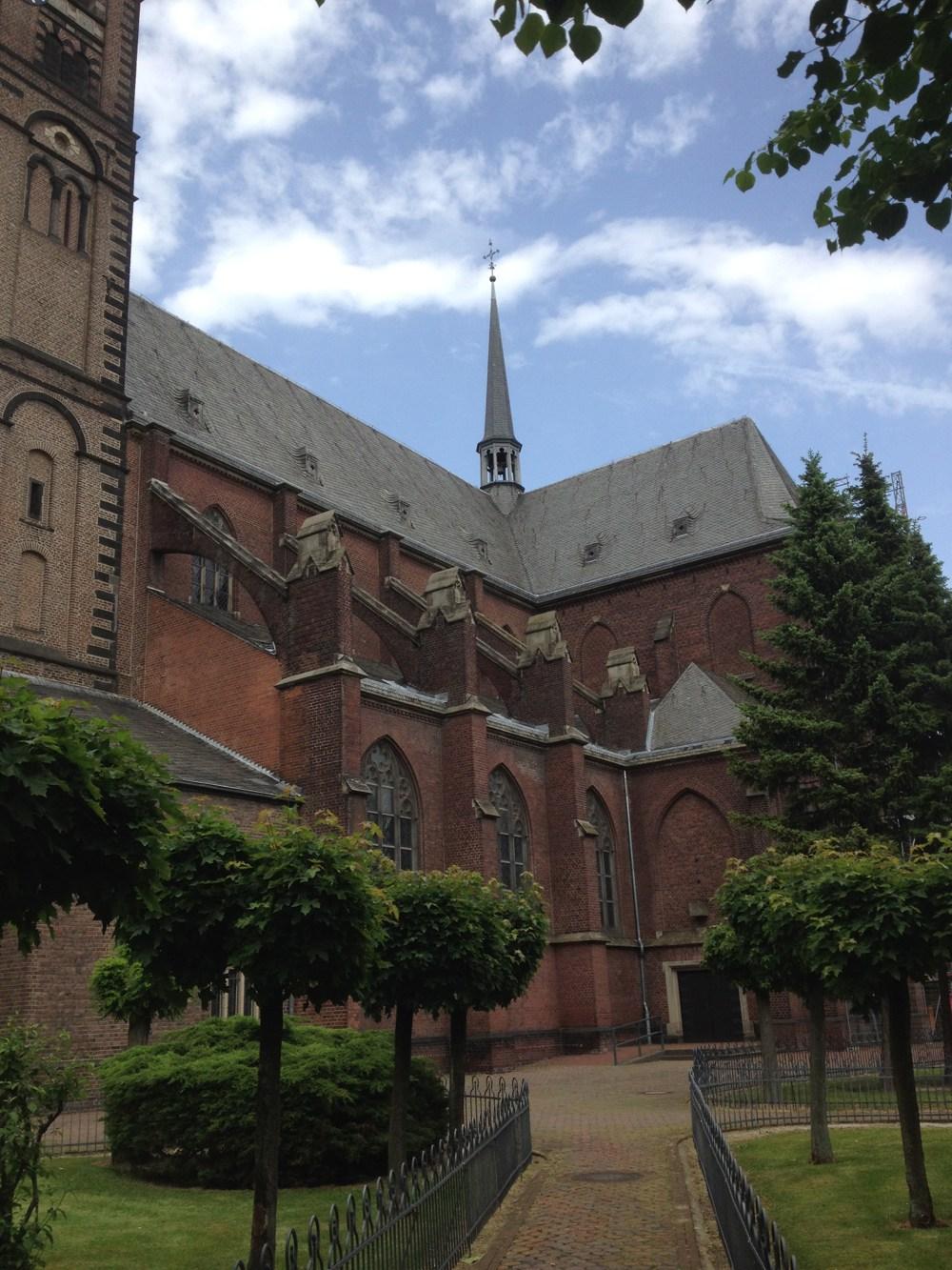 Churches in Kreis Viersen: 21.