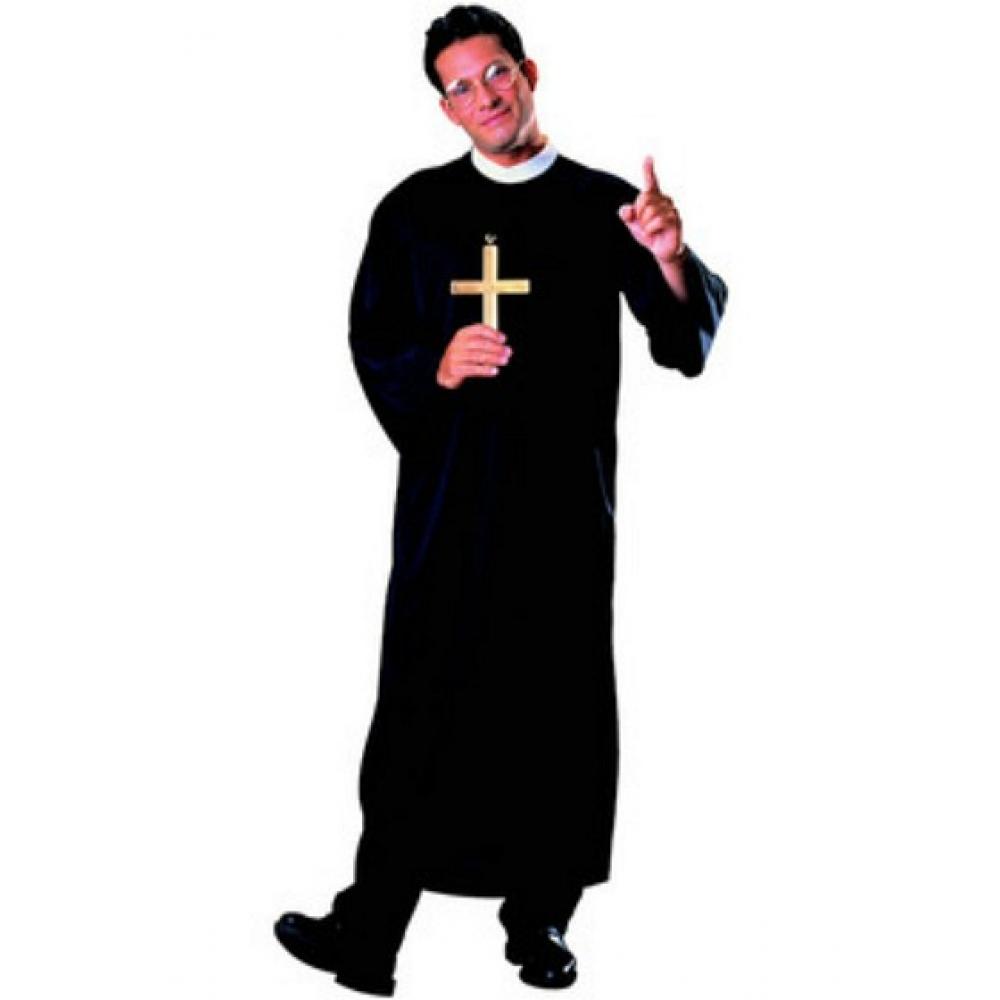 Parish priests clip art image #32274.