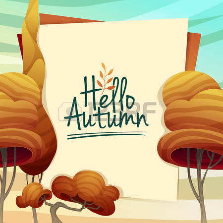 10,574 Park Autumn Stock Vector Illustration And Royalty Free Park.