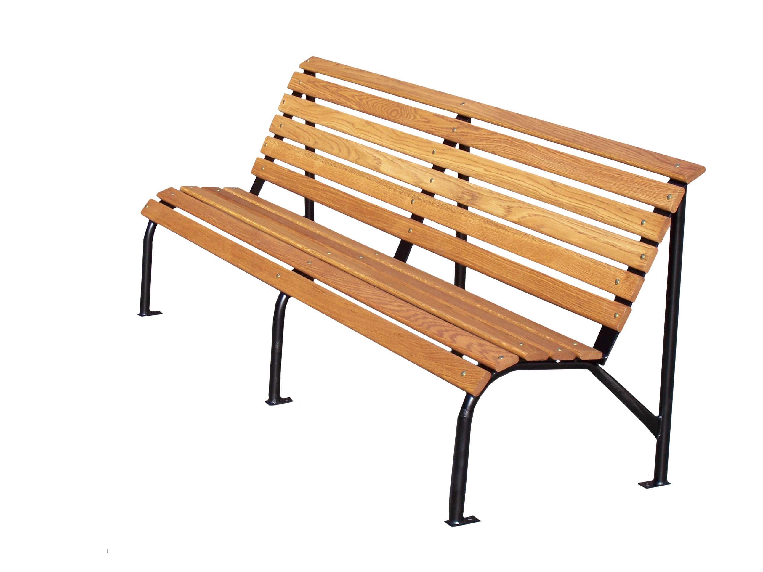Park Bench PNG HD.