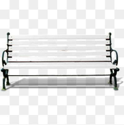 Park Bench Png.