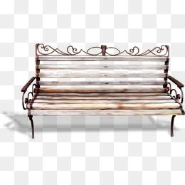 Park Chair Chair Illustration Row Chair Park Chair, Hand.
