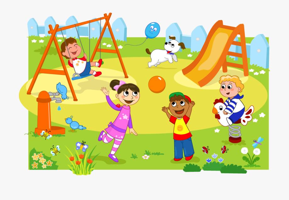Park Clipart Playground.