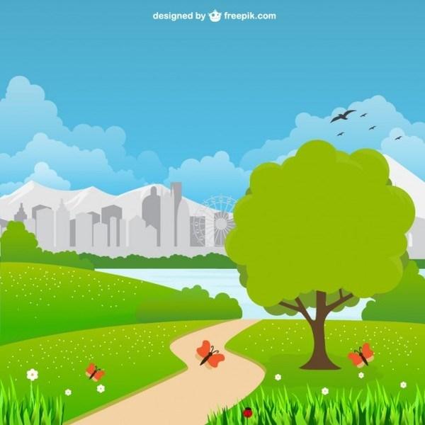 Park clipart free » Clipart Portal.