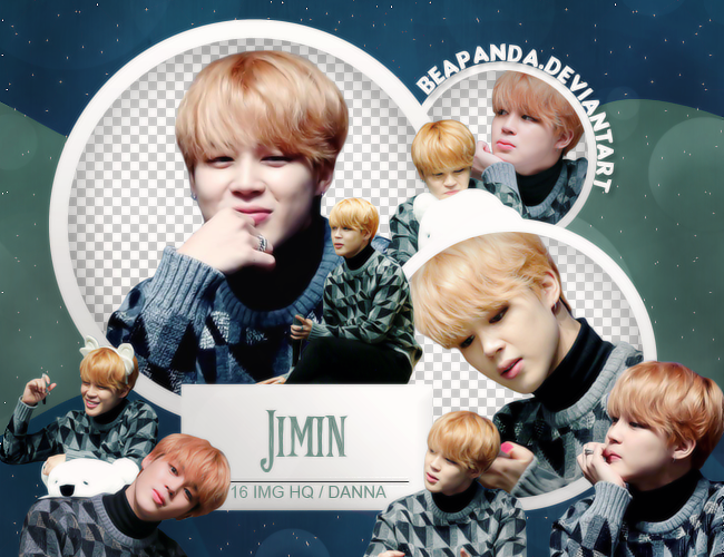 Pack Png #618 // Jimin (BTS) by BEAPANDA on DeviantArt.