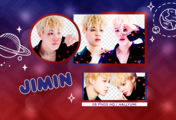 PNG PACK: Jimin #11 by Hallyumi on DeviantArt.