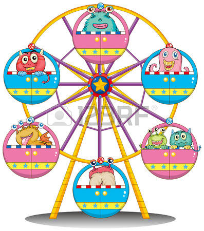732 Clipart Amusement Park Cliparts, Stock Vector And Royalty Free.