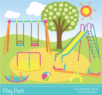 park , Free clipart download.