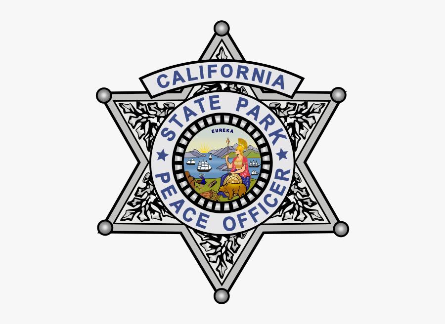 State Park Ranger Badge.