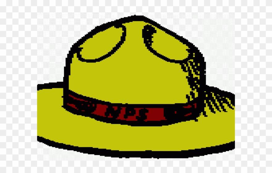National Park Clipart Hat.