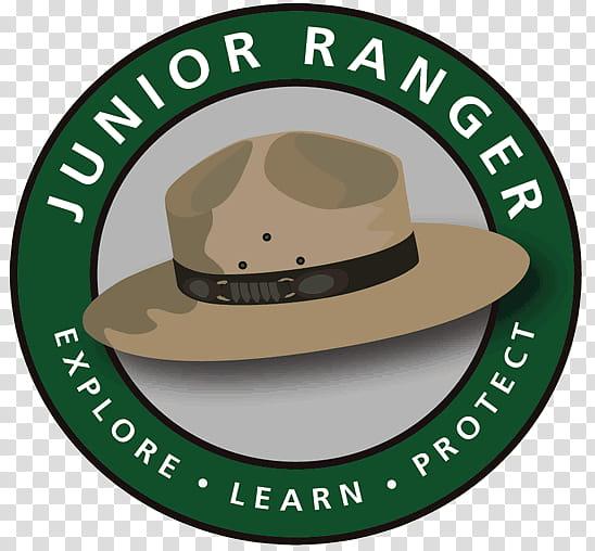Park Cartoon, Junior Ranger Program, Mount Rainier National.