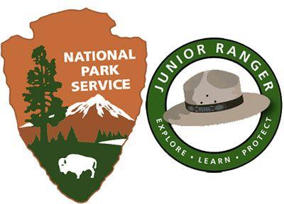 Park Ranger Badge Clipart.