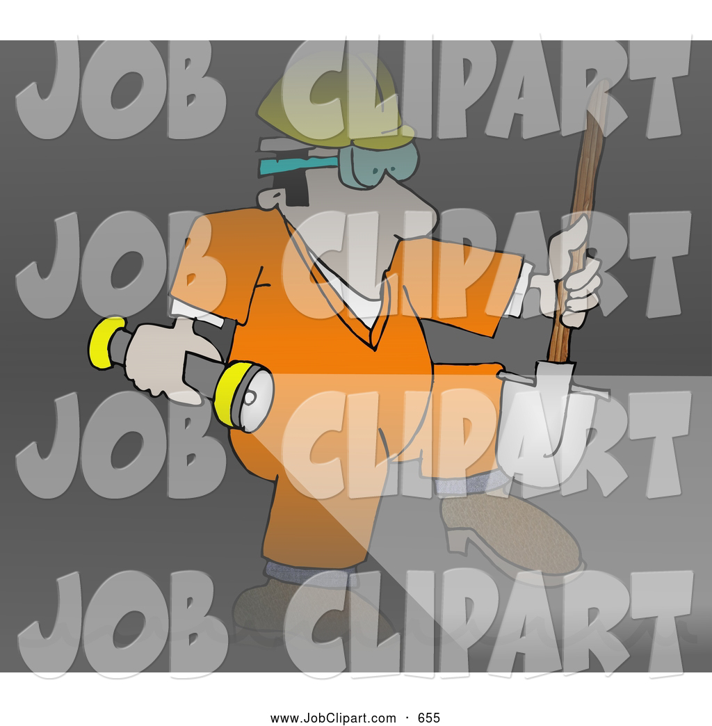 Sewer Job Clipart.