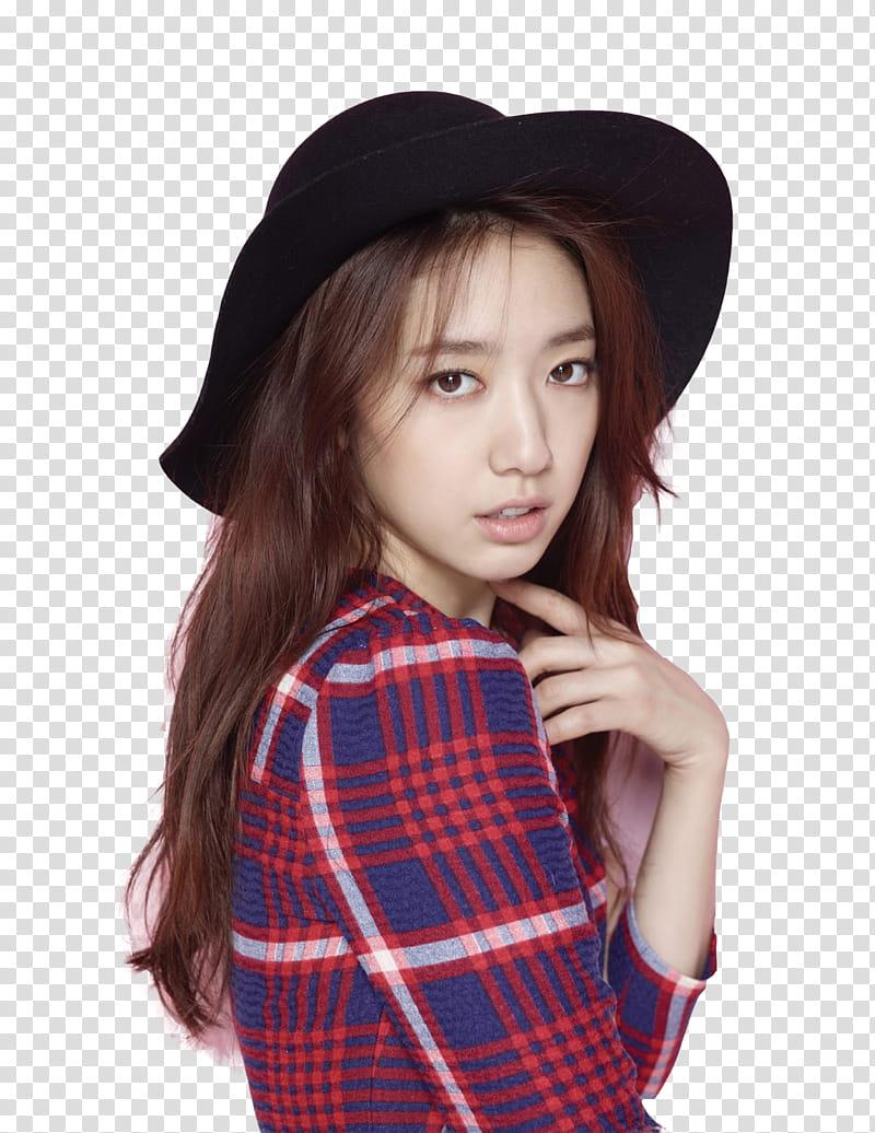 Park Shin Hye transparent background PNG clipart.