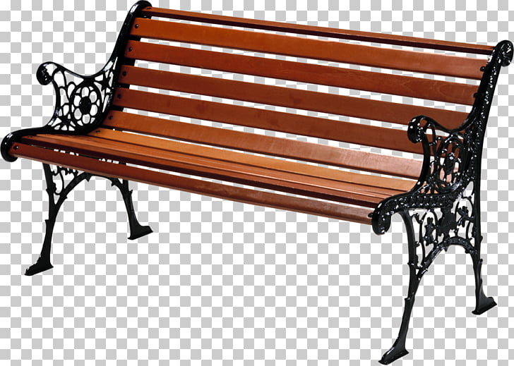 Table Chair Bench , park PNG clipart.