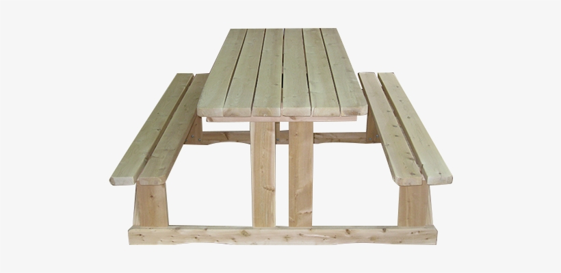Park Picnic Table.