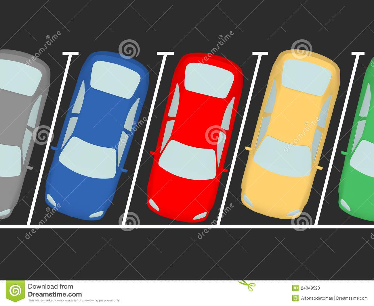 Parked cars clipart » Clipart Portal.
