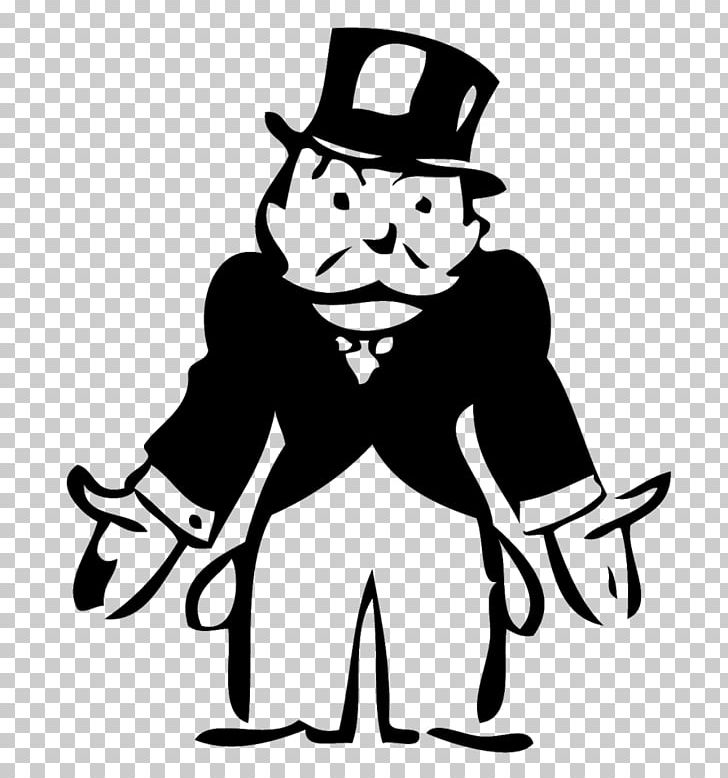 Rich Uncle Pennybags Monopoly Junior Board Game Parker.