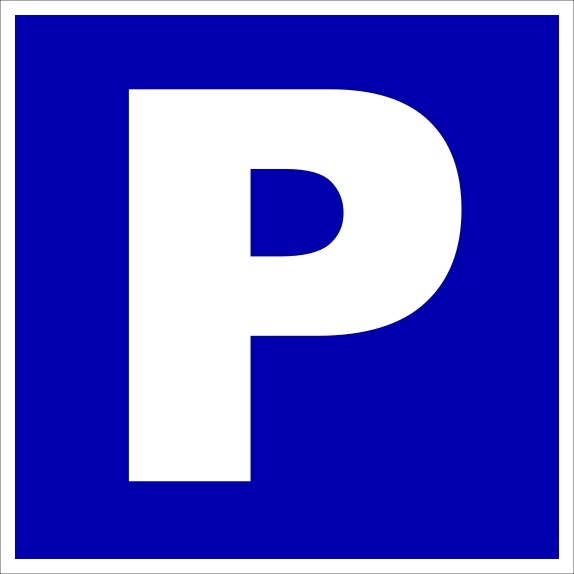 Parking clip art Free vector in Open office drawing svg.