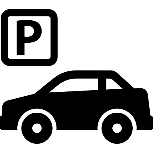 Parking Icons.