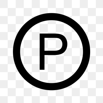 Parking Icon PNG Images.