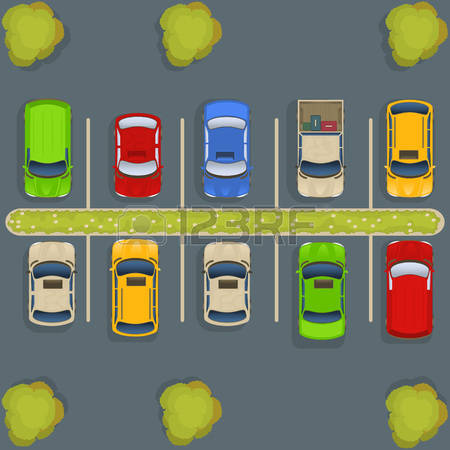 Parking Lot Clipart Group with 71+ items.