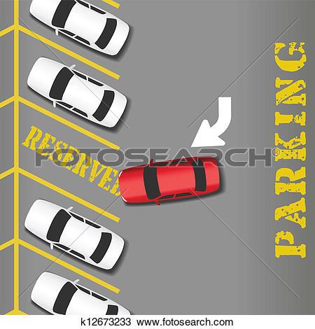 Parking lot Clipart Vector Graphics. 1,264 parking lot EPS clip.